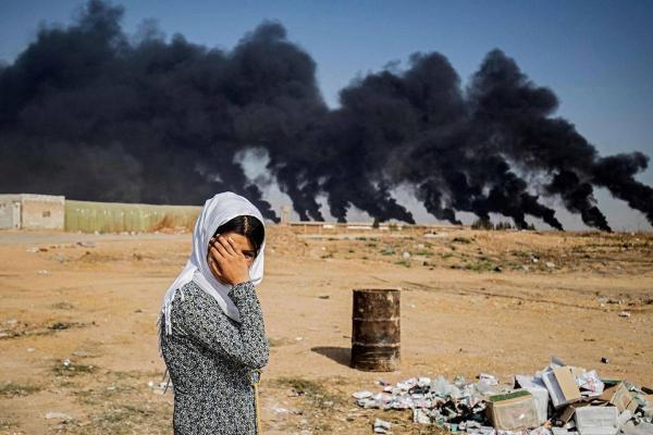 الاندبندنت تتحدث عن جرائم الحرب التي ترتكبها تركيا ضد القافلة المدنية المتوجهة الى سري كانيه