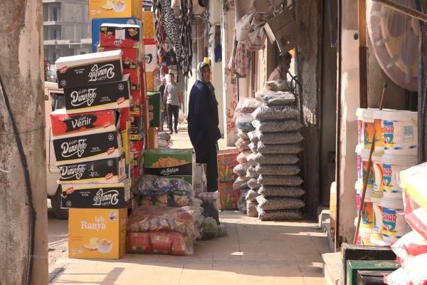 قطع الطرق من قبل الاحتلال يسبب موجة غلاء في الرقة