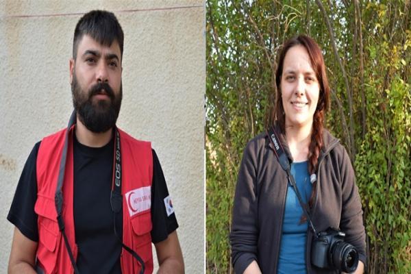 إعلامي في الهلال الأحمر: جيش الاحتلال استهدف الصحفيين والطواقم الطبية