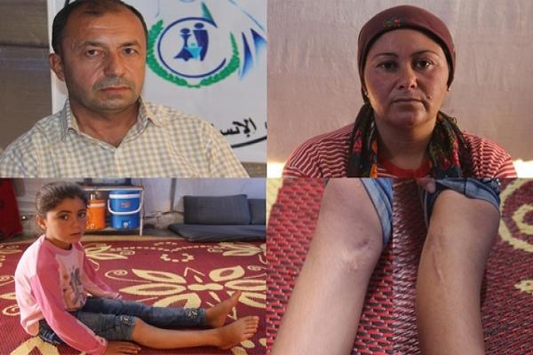 منظمة حقوق الإنسان: أكثر من 200 طفل ضحية الغزو التركي على شمال وشرق سوريا