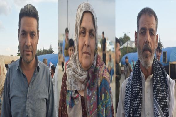 معتصمون: على العالم إيقاف الاحتلال التركي