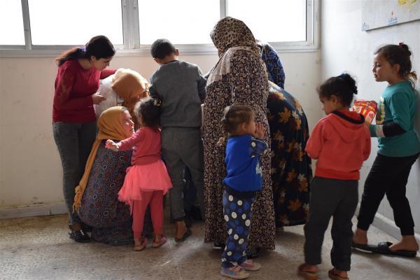 النازحون قسراً: هدف الاحتلال التركي وهو تغيير ديموغرافية المنطقة والتطهير العرقي