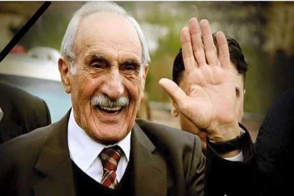 رحيل السكرتير العام للحزب الديمقراطي التقدمي عبد الحميد حاج درويش