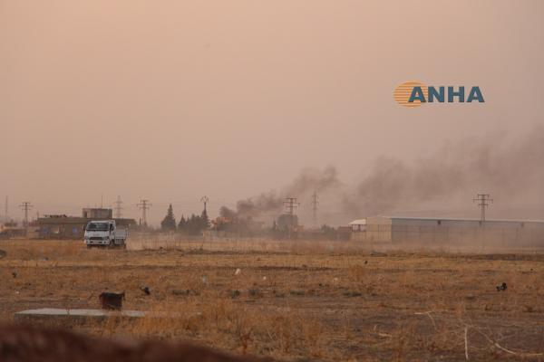 المرتزقة يهاجمون قرية بريف تل أبيض