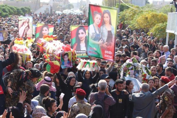 مشيعوّن: متمسكين بأرضنا ومستمرون في النضال ضد الاحتلال التركي