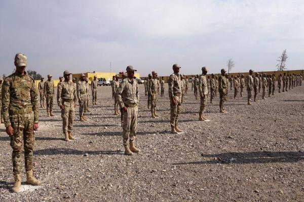 مئات المقاتلين يلتحقون بقوات الحماية الذاتية بالرقة