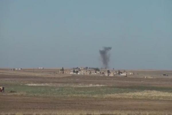 اشتباكات في ريف تل تمر وسط استمرار القصف