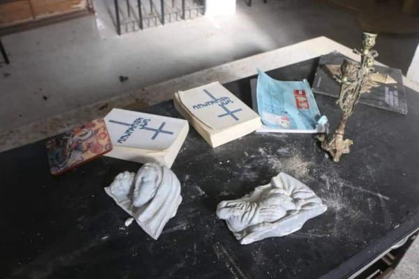 مطرانية الأرمن الأرثوذكس: لن تقام الصلوات في كنائسنا المحتلة إلا بعد خروج تركيا