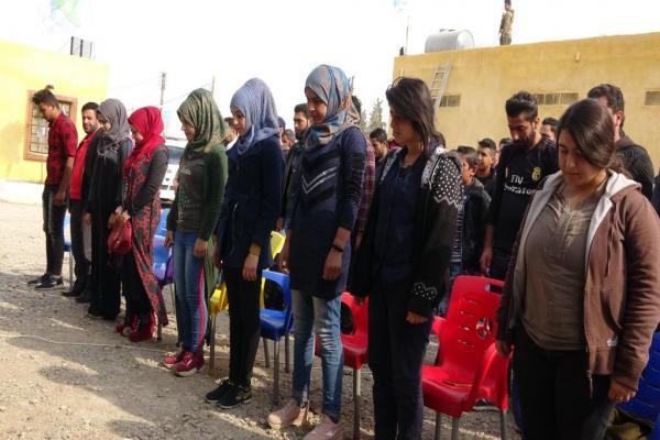 التأكيد على الاستمرار بالمقاومة ومواجهة الاحتلال خلال اجتماع في الرقة
