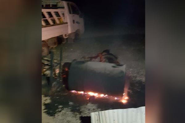 استشهاد مدنيين وإصابة 3 بجروح خطيرة في مجزرة قرية قرنفل