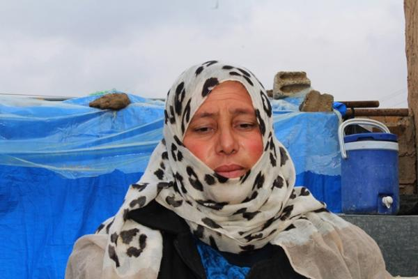 نازحة: منطقة أردوغان الآمنة كانت حجة للقتل وتهجير المدنيين