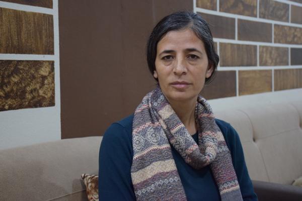 هيفا عربو: YPJ هي القوة التي نشرت السلام في مناطق شمال وشرق سوريا