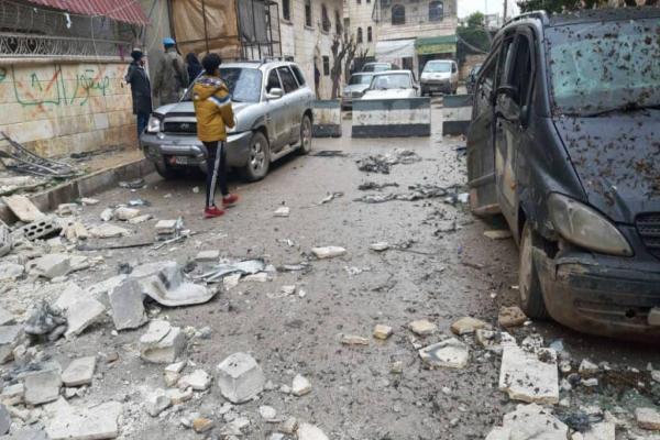 عملية لقوات تحرير عفرين في ذكرى بدء الهجمات