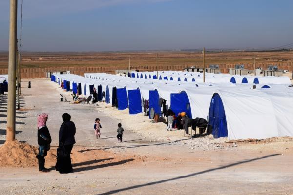 الأعداد المتزايدة في مخيم مُهجّري كري سبي تفاقم صعوبة الوضع الإنساني