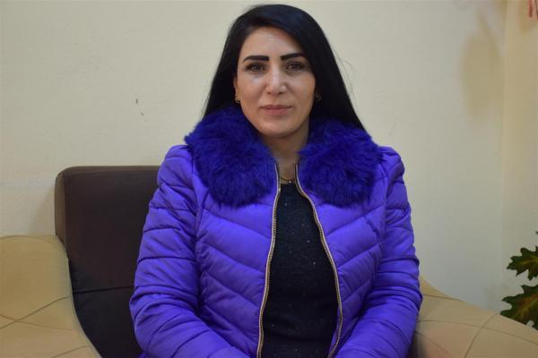 عفاف حسكي: المجلس الوطني يتهرب من الوحدة لأنه يعمل وفق المخططات التركية