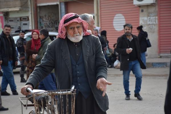 مسنّ من قامشلو... حلمه أن يرى الوحدة الكرديّة قبل مماته