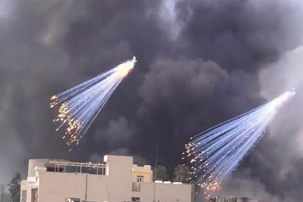 مختبر سويسري يثبت استخدام تركيّا للفوسفور الأبيض بقصفها على شمال سوريّا
