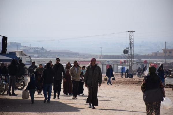 الهجوم المستمر للاحتلال يزيد من أعداد مُهجّري واشوكاني