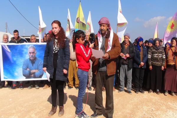 اتحاد الإيزيديين: بعد الفرمانات رأينا النور في فكر القائد آبو