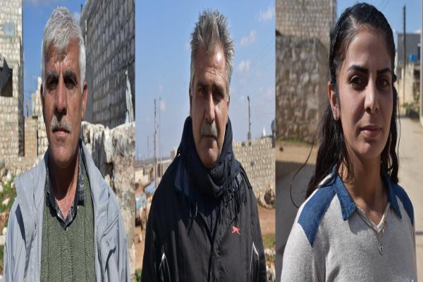 مُهجّرو عفرين: قذائفُ الاحتلال تلاحقنا أينما ذهبنا