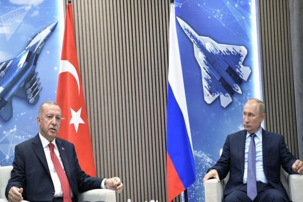 تصريحاتٌ روسيّة تركيّة متناقضة حول نتائج الاتّصال بين بوتين وأردوغان