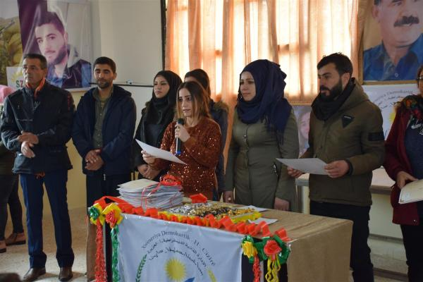 توزيع شهادات تخرّج على 355 معلم/ـة في الحسكة