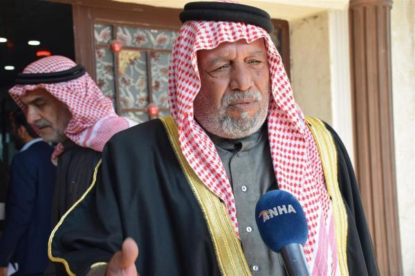 متحدث قبيلة العكيدات: نرفض التدخل في شؤوننا الداخلية