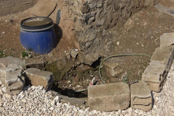 احتلال تركيا لمحطة علوك ازدادت مشاكل نقص المياه في حي الضاحية