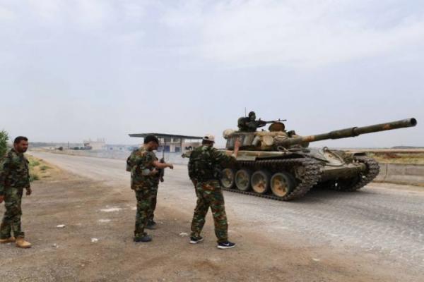 وسائل إعلامية: النظام استهدف بغارات جوية وقذائف نقطتين تركيتين في إدلب