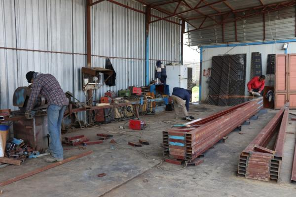 ازدهار قطاع الصناعة في كركي لكي يساهم في تعزيز الاقتصاد المحلي