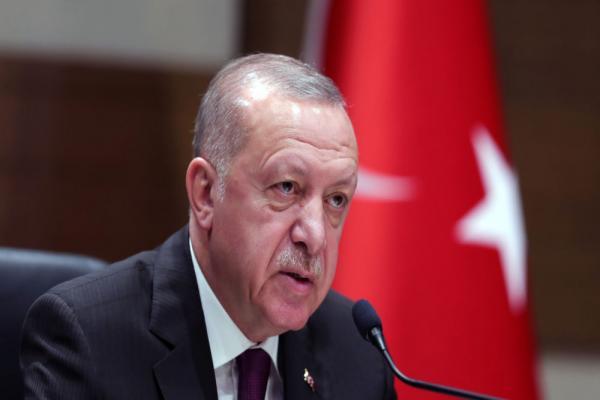 أردوغان: لم نتلقَ الدعم من الولايات المتحدة بشأن إدلب