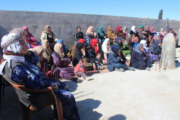 اجتماعان في كوباني بمناسبة حلول 8 آذار