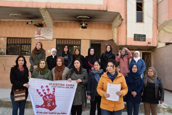 منظمة سارا: مقترحات للحد من حالات انتحار النساء