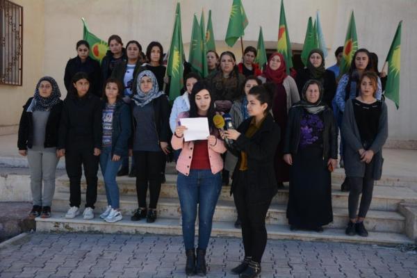 مؤتمر ستار: تكرار استهداف المرأة لن يثنينا عن النضال لتحقيق الحرية