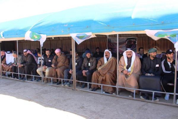 حزب سوريا المُستقبل يعقد مؤتمره الأول في ريف الرقة الغربي