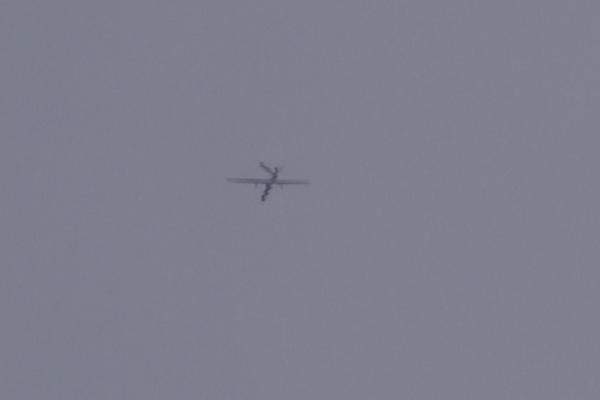 طائرات استطلاع لجيش الاحتلال تحلق فوق تل تمر