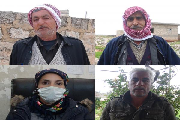 حتى مواشي أهالي عفرين لم تسلم من استهداف الاحتلال التركي