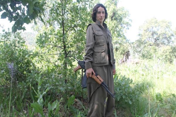 وحدات المرأة الحرة -ستار: سما كوجر هي عنوان المرحلة الجديدة