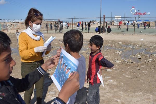 مئة و21 مؤسسة دولية ومحلية تناشد الصحة العالمية لدعم شمال وشرق سوريا