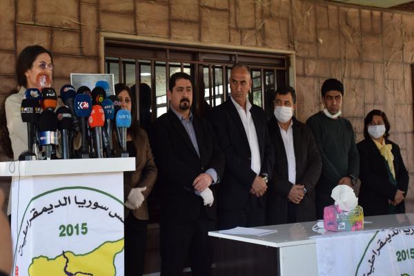 مجلس سوريا الديمقراطية يُعلن عن تشكيل لجنة لمتابعة ملف المعتقلين والمختطفين