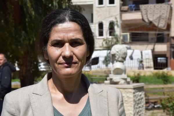 إلهام أحمد تدعو للضغط على تركيا للالتزام بنداءات الأمم المتحدة لوقف إطلاق النار