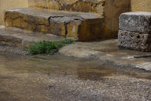 بلدية الشعب في قامشلو تدعو الأهالي إلى ترشيد استهلاك المياه