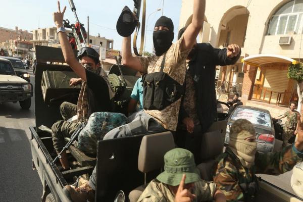 مقتل قيادي في مرتزقة السلطان مراد جنوب طرابلس