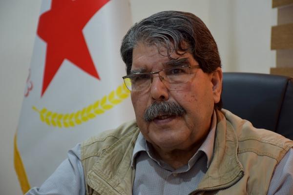 صالح مسلم: المرحلة الثانية من الحوار الكردي- الكردي ستبدأ قريباً