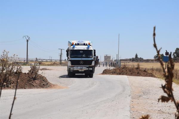 المدنيون متخوفون من استخدام طريق M4