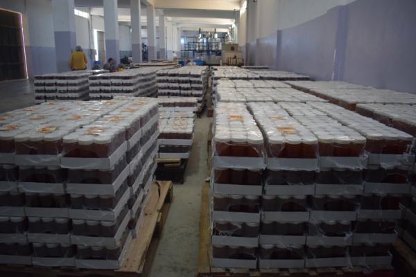 افتتاح أول معمل للمواد الغذائية في كوباني