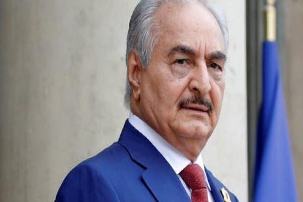 حفتر يصل القاهرة مساء اليوم لبحث تطورات الملف الليبي