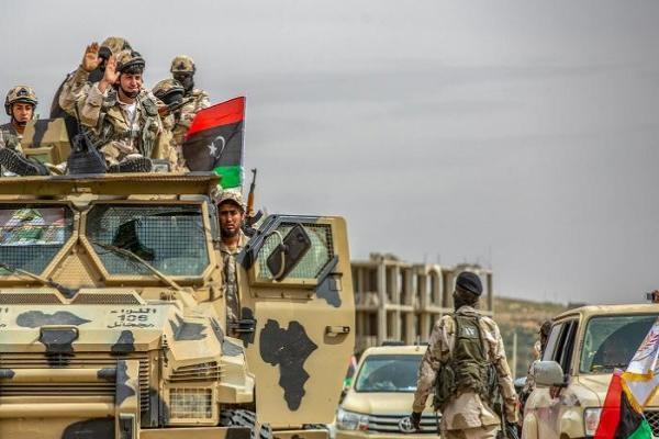بدعم من الطيران التركي.. الوفاق يعلن السيطرة على طرابلس