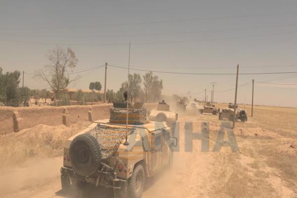 استمرار الحملة والقبض على 17 من عناصر خلايا داعش