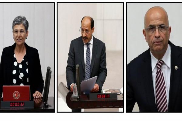 من بينهم ليلى كوفن البرلمان التركي يسقط حق العضوية عن 3 نواب